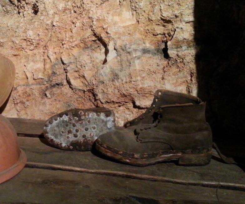 scarpe minatori